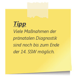 Tipps praenatale Diagnostik