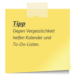 Tipp ToDo-Listen