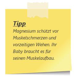 Tipp Magnesium